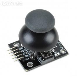 Modulo Joystick, Palanca De Control, Para Arduino Y Robotica