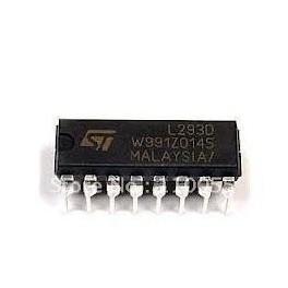 L293D Controlador para motor DC, Puente H